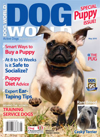 Photo of Dog World magazine