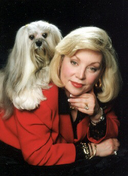 Photo of Leslie Bean with Fuzzerbear