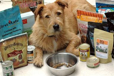 Low Fat Commercial Canned Dog Food