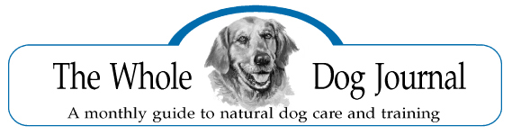 Whole Dog Journal Great resource for holistic pet care